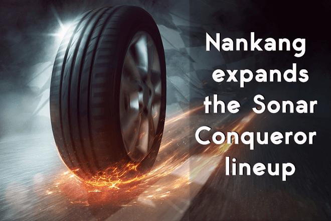 Nankang launched anew SUV tire Sonar Conqueror SX-5