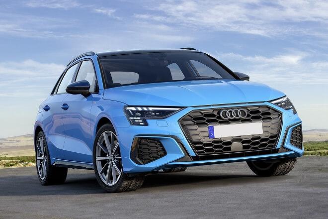 Hybrid Audi A3