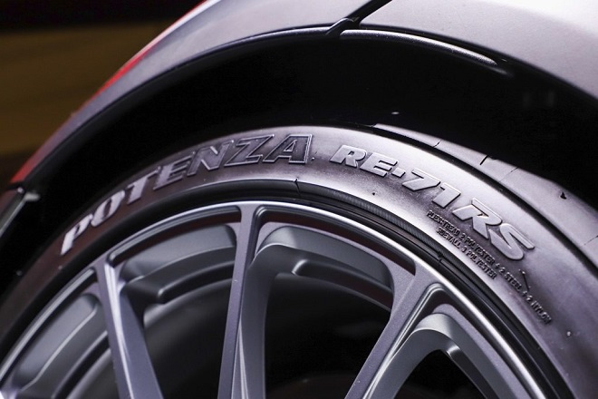 Another new high-performance summer model 2020 from Bridgestone
