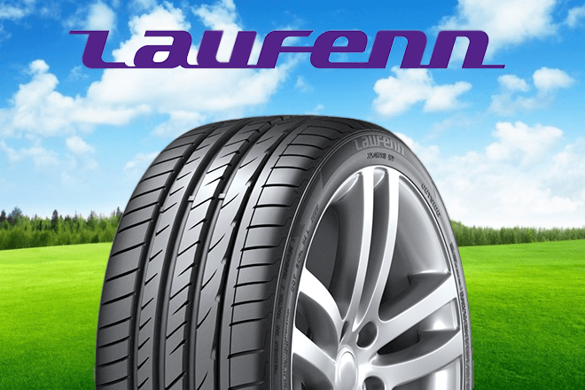 New Summer tires 2020 laufenn