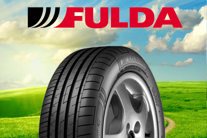 New Summer tires 2020 Fulda