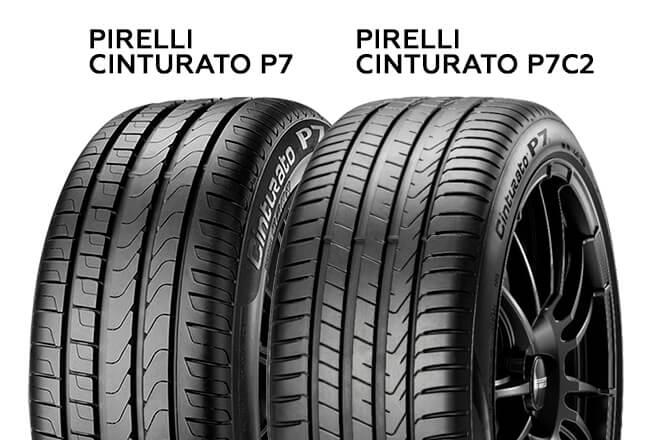 Pirelli Cinturato P7 / P7C2