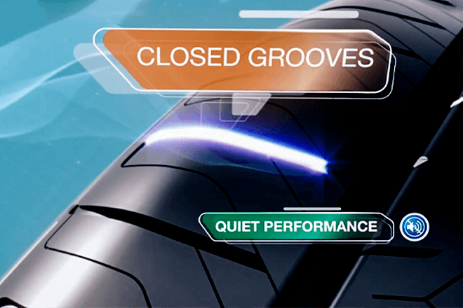 Closed Grooves