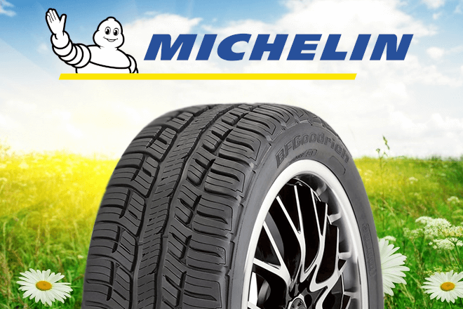 New Summer tires 2020 michelin