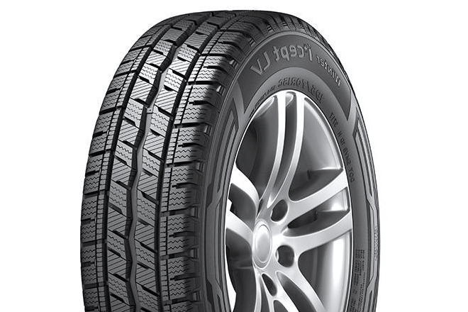New Hankook commercial winter tire model Winter i*Cept LV RW12