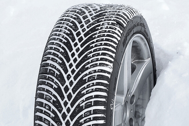BFGoodrich g-Force Winter 2