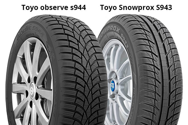 Observe S944 /Snowprox S943