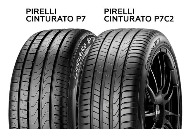 Pirelli Cinturato P7 / Pirelli Cinturato P7C2
