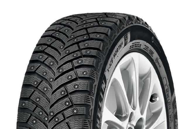 Michelin X–Ice North 4