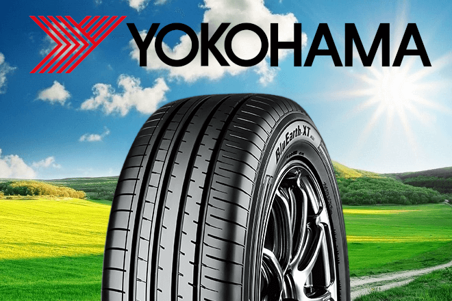 New Summer tires 2020 yokohama