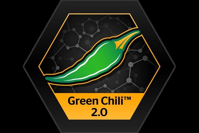 Green Chili 2.0 – the adaptive rubber compound