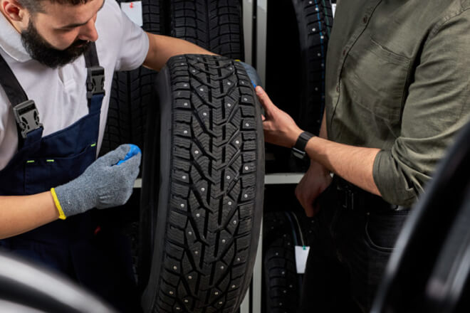 How tosave upwhen buying winter tires?