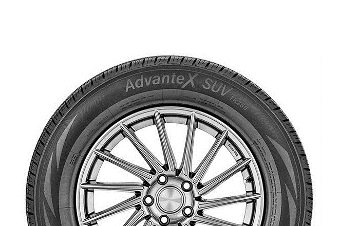 Triangle AdvanteX SUV TR259