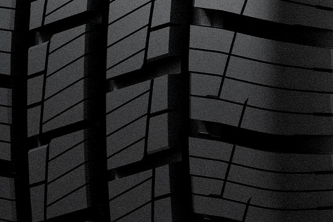 Tread pattern of Vantra ST AS2 (closeup)