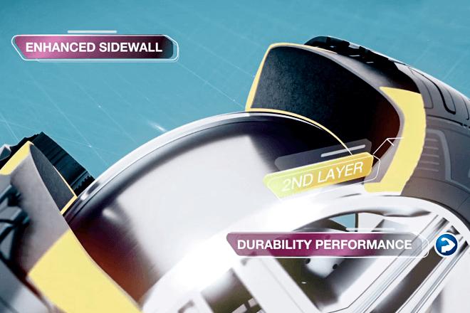 Enhanced Sidewall