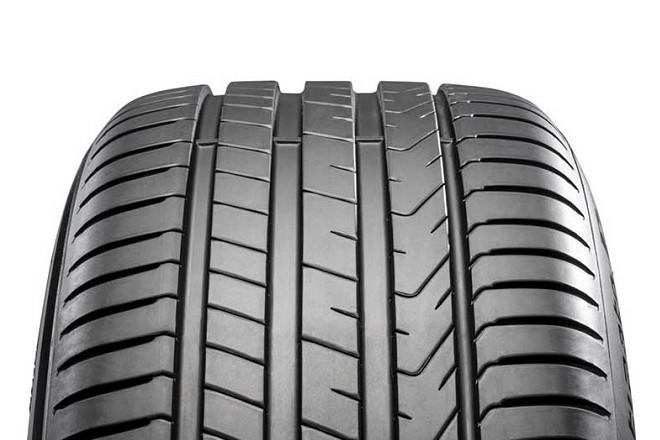 Pirelli Cinturato P7 Tread pattern