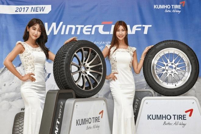 Kumho WinterCraft WS71 WS72