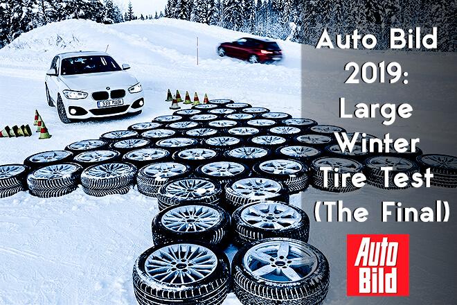 Auto Bild 2019 Large Winter Tire Test (The Final)
