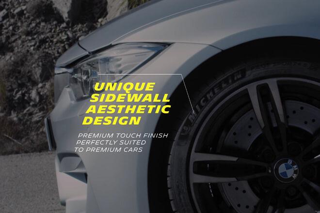 Unique Sidewall Aesthetic Design