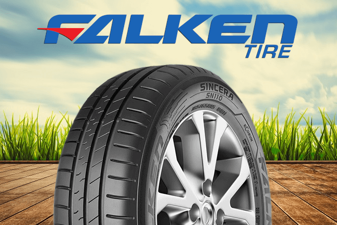 New Summer tires 2020 falken
