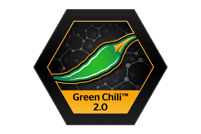 The new generation of Green Chili