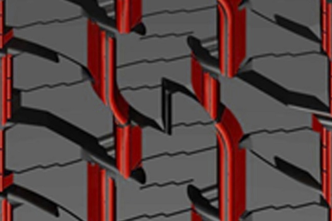 Stone Ejector Ledges And Engineered Groove Shapes