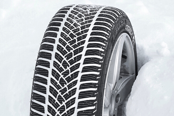 Nokian WR Snowproof / Fulda Kristall Control HP2