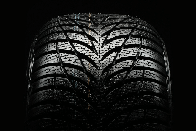 Dry tire
