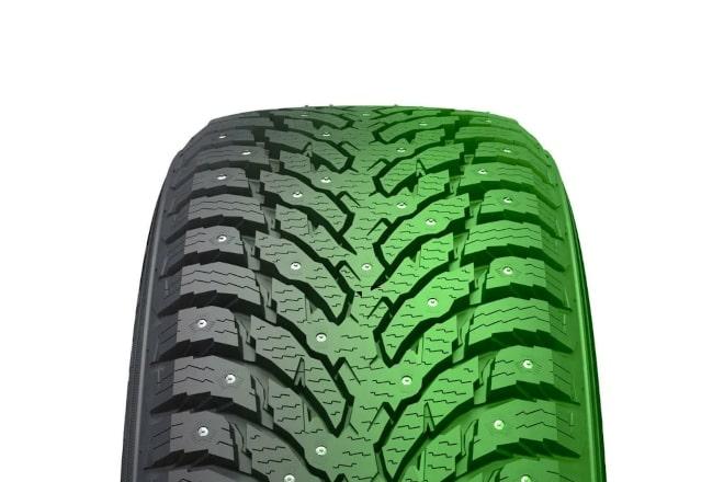 Green ElastoProof tread compound