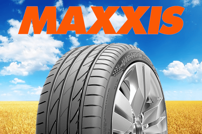 New Summer tires 2020 maxxis