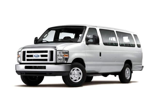 Full-size van
