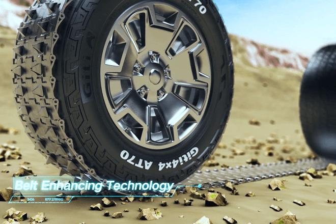 Belt Enhancing Technology