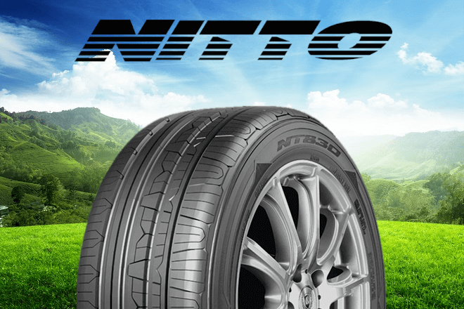 New Summer tires 2020 nitto