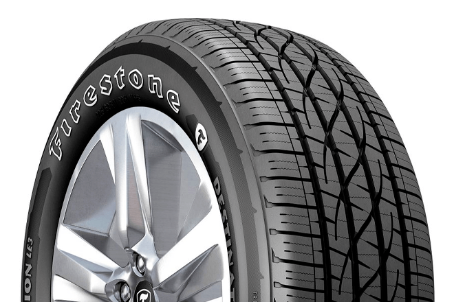 Firestone Destination LE3 (Tread Pattern)