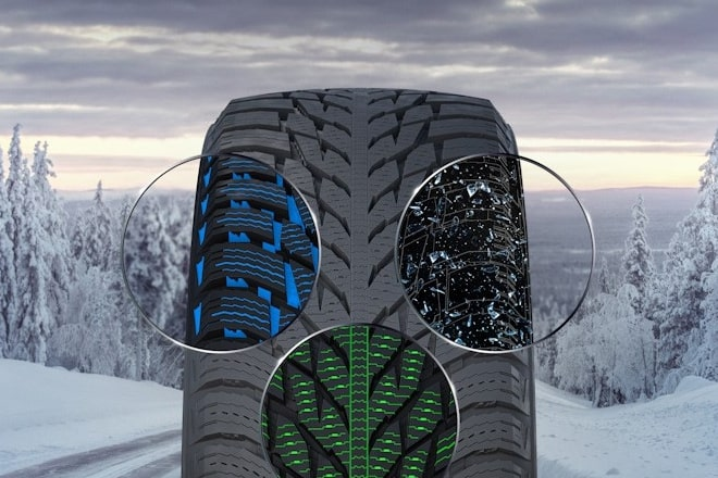 The Arctic Sense Grip concept