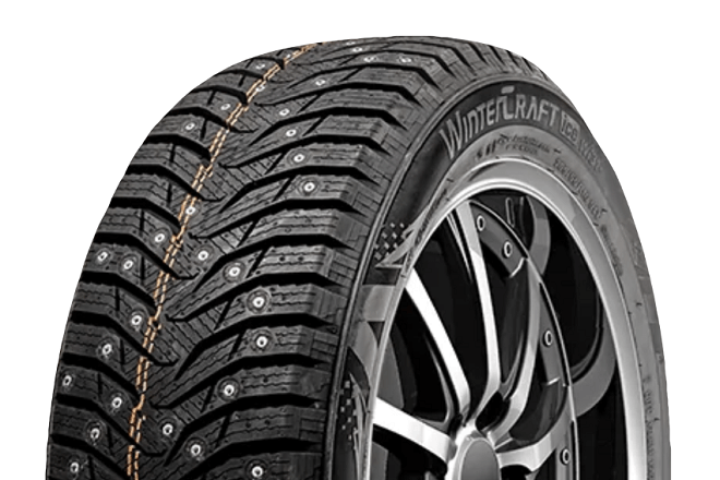 The new models of the season Kumho WinterCraft Ice Wi31+ (Plus)