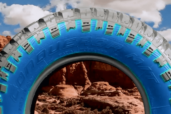 Shockproof quality and resistance to puncture