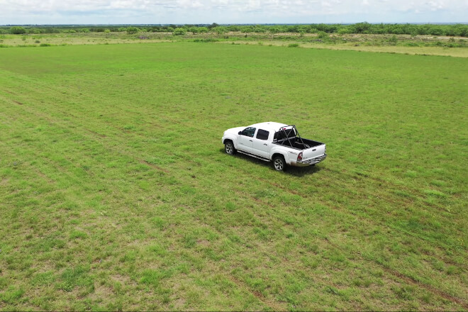 Off-Road Testing (Grass).