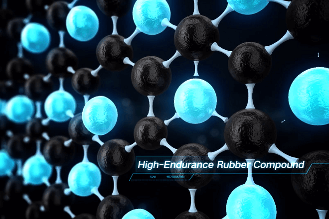High-Endurance Rubber Compound