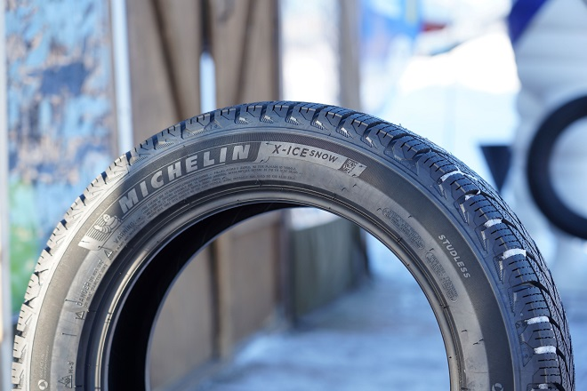 Michelin X–Ice Snow