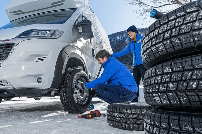 Promobil Commercial All-Season Tire Test