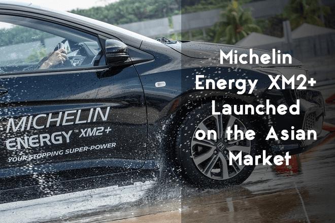Michelin Energy XM2+