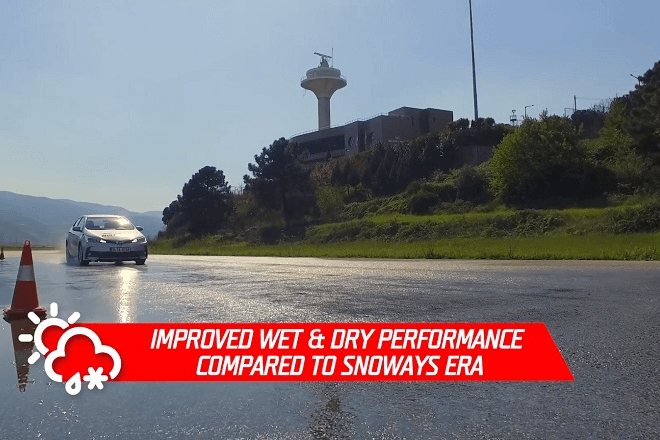 wet / dry performance