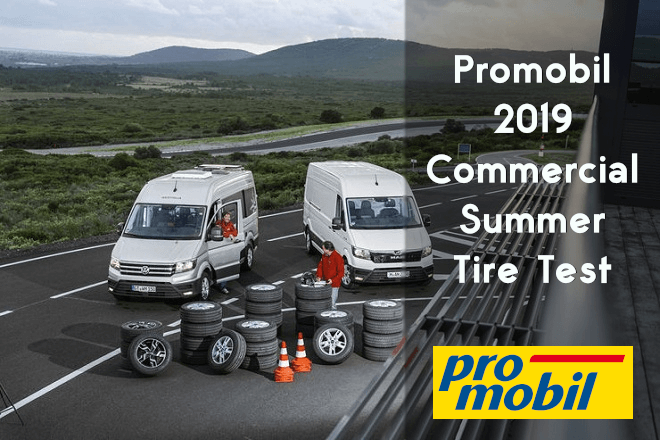 Promobil 2019 Commercial Summer Tire Test – 235/60 R17C