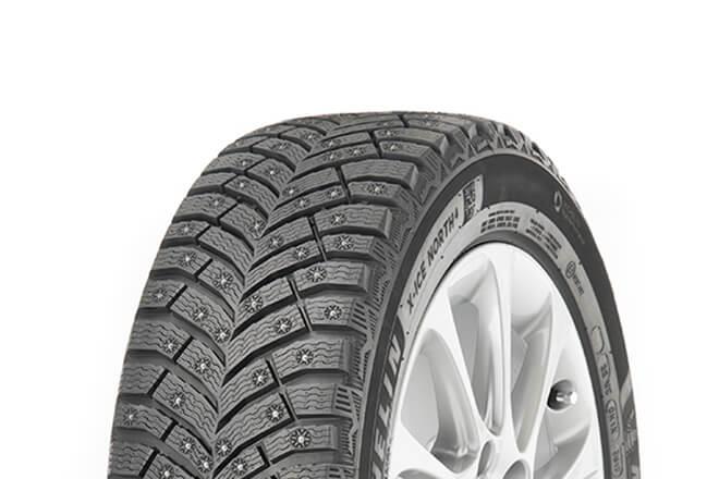 Michelin X–Ice North 4