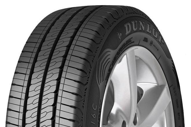 Dunlop Econodrive LTtread pattern