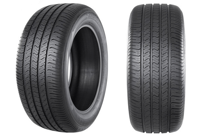 Sonar Conqueror SX-5 tire