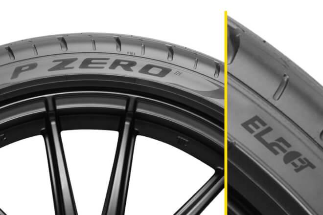 Pirelli Elect technology