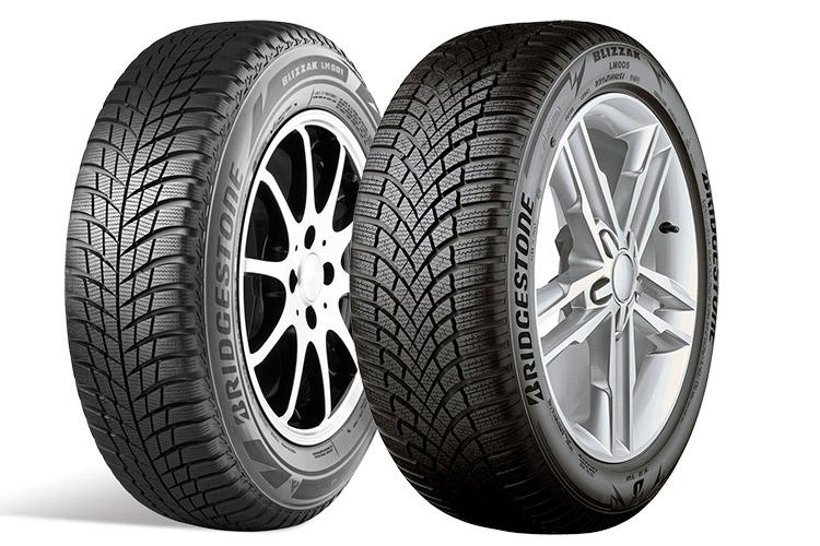 Bridgestone Blizzak LM001 Evo / Bridgestone Blizzak LM005