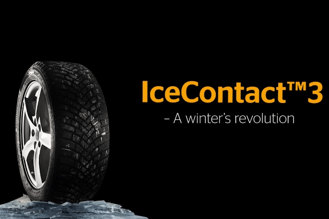 Continental IceContact 3